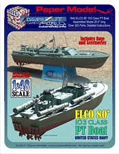 PT103 Boat Cover Page