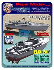 PT103 Boat Gray Cover Page
